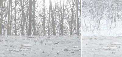 3. Sneeuwbomen en ijs tweeluik DEF